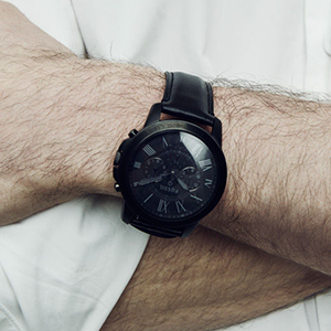 Fossil Q Smartwatch mit android wear