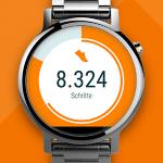 Vielversprechende Fitness-App Moto Body für Moto 360