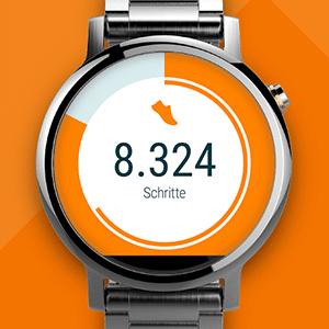 Moto Body Fitness-App für Moto 360