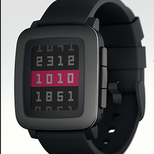 Pebble Time Firmeware Upgrade
