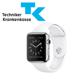 Bis 250 € Zuschuss u.a. zu Apple Watch bei Techniker Krankenkasse