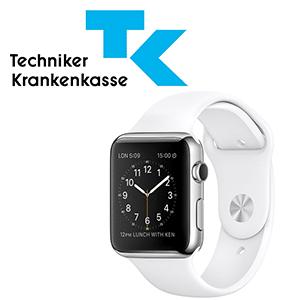 Bis 250 Euro Zuschuss zu Apple Watch bei Techniker Krankenkasse