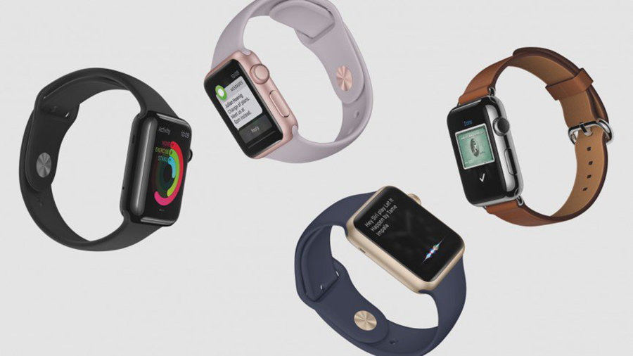 Apple Watch neue Design-Varianten