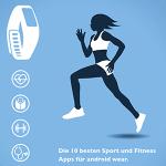 Die 10 besten Sport und Fitness Apps für android wear