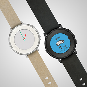 Pebble Time Round: Infos zur runden Smartwatch von Pebble