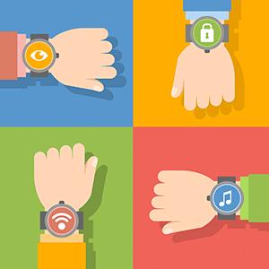 Smartwatch Megatrend