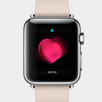 Apple Watch EKG-Messung