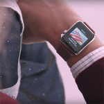 Apple zeigt Funktionen der Apple Watch in neuen Spots