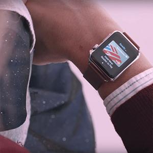 Apple Watch Spots