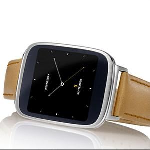 Asus Zenwatch 2 auch mit Lautsprecher