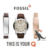 Fossil stellt Fossil Q Founder, Smart-Band und Hybrid-Uhr vor