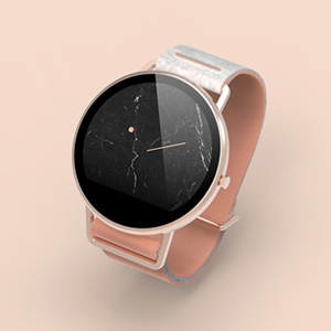 shammane smartwatch f r frauen startet crowdfunding. Black Bedroom Furniture Sets. Home Design Ideas