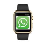 WhatsApp auf der Apple Watch kommt