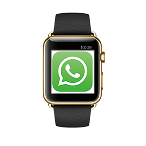 WhatsApp auf der Apple Watch