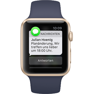 Apple Watch 2 Q3 2016 und nicht rund