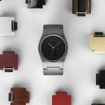 Blocks Smartwatch mit Mobilfunk-Modul und AMOLED-Display