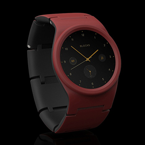 Blocks Smartwatch unter Top 15 Kickstarter Projekten