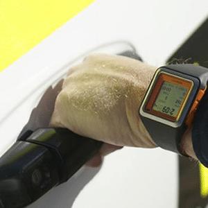 Disney Smartwatch erkennt alles was man anfasst
