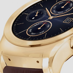 LG Watch Urbane mit limitierter 23 Karat Gold Edition