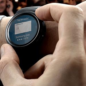 Wird Samsung Gear S2 Apple Watch gefährlich