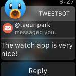 Tweetbot Update mit Apple Watch Support