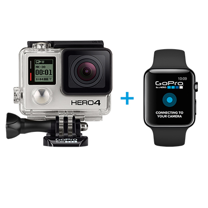 GoPro App Update 2.11: Kamera-Steuerung mit Apple Watch