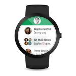 Google Hangouts kommt auf die Apple Watch