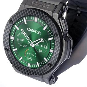 Omate Rise Smartwatch nach 15 Minuten finanziert