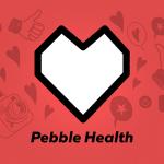 Pebble Health Smartwatch-übergreifend die beste Fitness-App