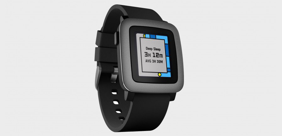 Pebble Health App