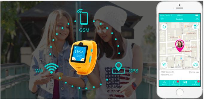 DokiWatch Smartwatch für Kinder