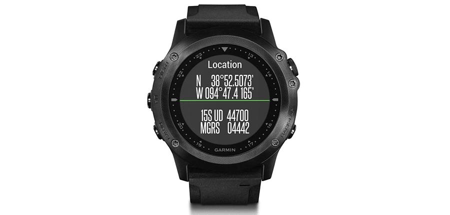 Alle Infos zur neuen Garmin Outdoor Smartwatch Tactix Bravo