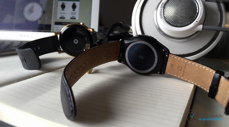 Samsung Gear S2 vs. Moto 360 2: Die Testsieger im Vergleich