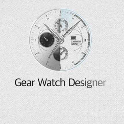 Offizieller Samsung Gear Watchface Designer veröffentlicht