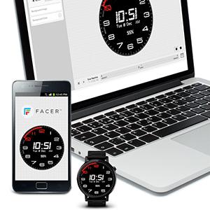 Watchface App Facer wird vermeintlich kostenlos