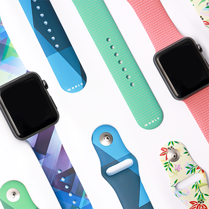 Günstige Apple Watch Armbänder von deutschem Startup