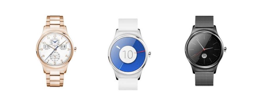 Haier Smartwatch (Android) auf der MWC 2016 vorgestellt