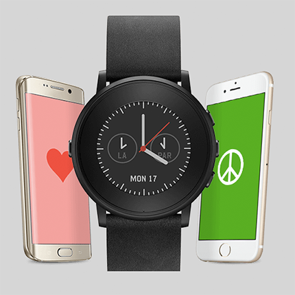 Pebble Time Firmware Update und Time App Update
