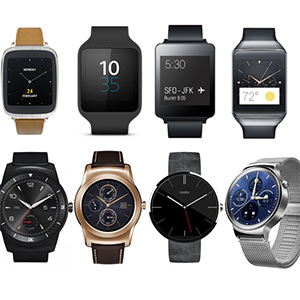 Smartwatch Verkäufe in 2015 verdoppelt
