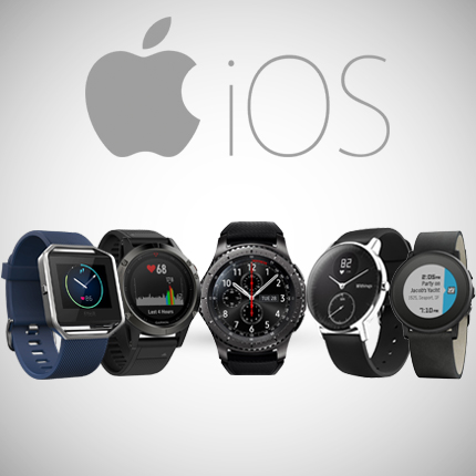 Smartwatches für iOS: Die besten Apple Watch Alternativen