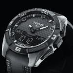 Erste Tissot Smartwatch wird Mitte März 2016 vorgestellt