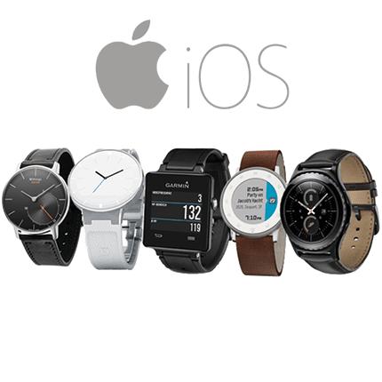 Smartwatches für iOS: Die besten Apple Watch Alternativen