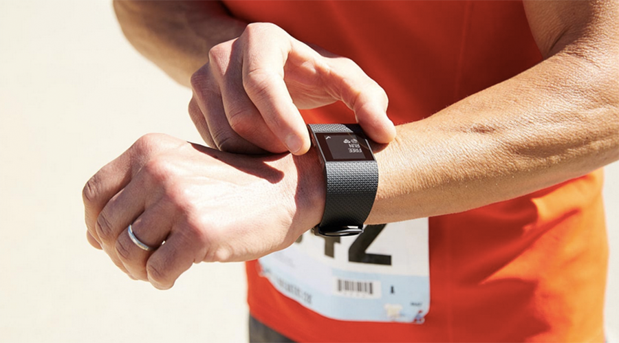 Fitbit Surge iOS Smartwatch