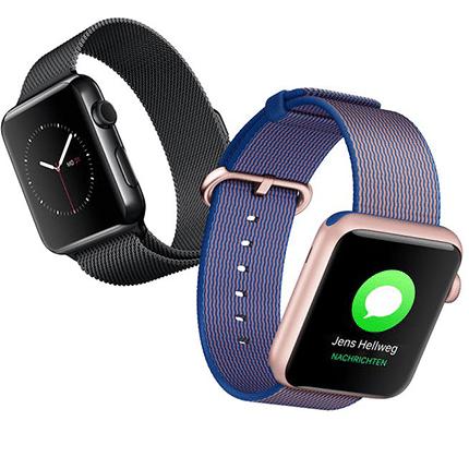 Apple Keynote: Neue Apple Watch Bänder & Firmware-Update