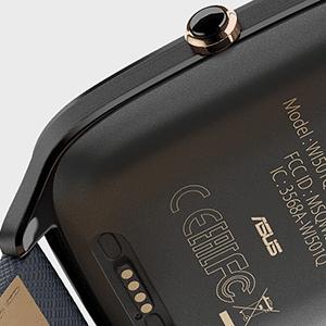 Überarbeitete Asus Zenwatch 2 soll in 16 Minuten 60 % laden