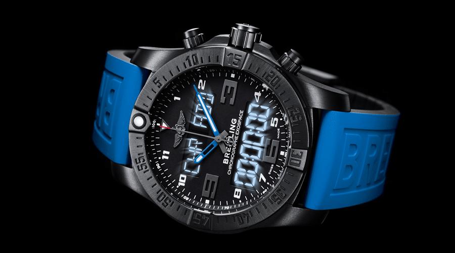 Breitling B55 Exospace: Hybrid Smartwatch kommt zur Baselworld