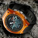 Casio Smartwatch (android wear) soll am 25. März erscheinen