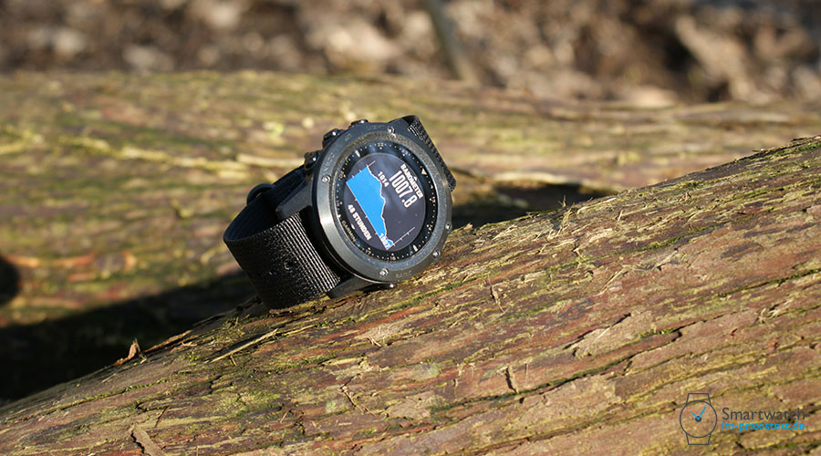 Garmin tactix Bravo Test