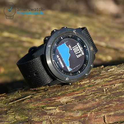 Garmin tactix Bravo Test: Liebling aller Outdoor-Fans