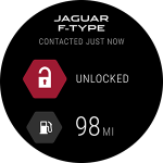 Jaguar Land Rover Smartwatch App (android wear) vorgestellt